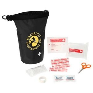 Venture Waterproof 12-Pc First Aid Bag